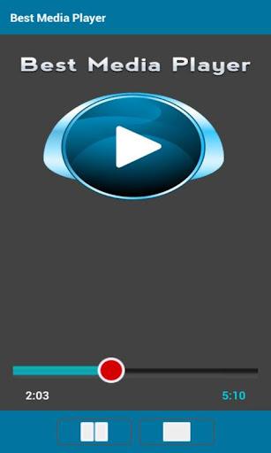 【免費媒體與影片App】Best Media Player-APP點子
