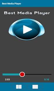 玩免費媒體與影片APP|下載Best Media Player app不用錢|硬是要APP