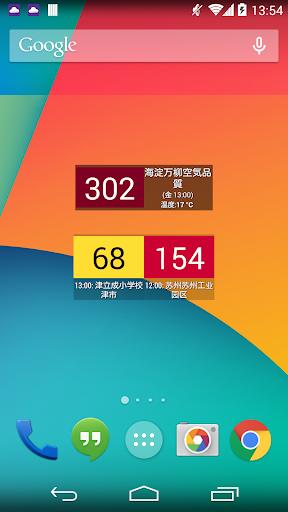 中国大気質 - China Air Quality