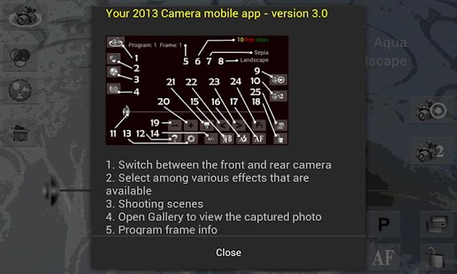 Your 2013 Camera - screenshot thumbnail
