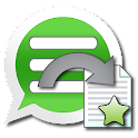 Backup Text Pro for Whats icon