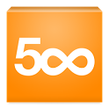 500px for Muzei (extension)