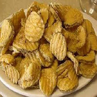 Hooters Fried Pickles.