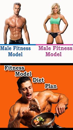 健身示範飲食計劃