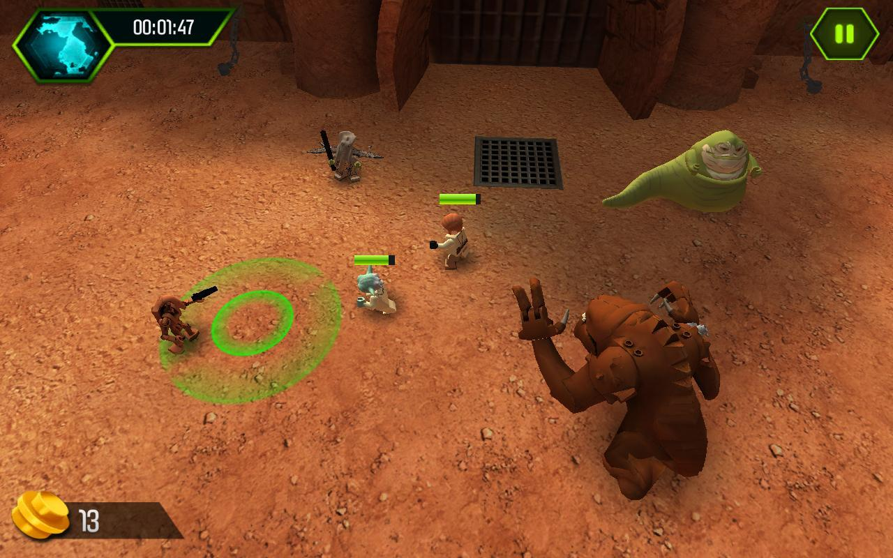 LEGO® STAR WARS™- screenshot