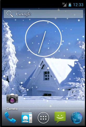 Snowfall N Snowflake