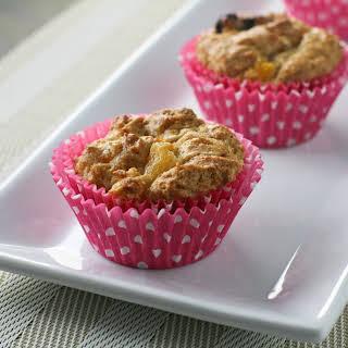 Cherry Apricot Muffins.
