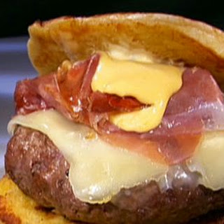 Croque Monsieur Burger