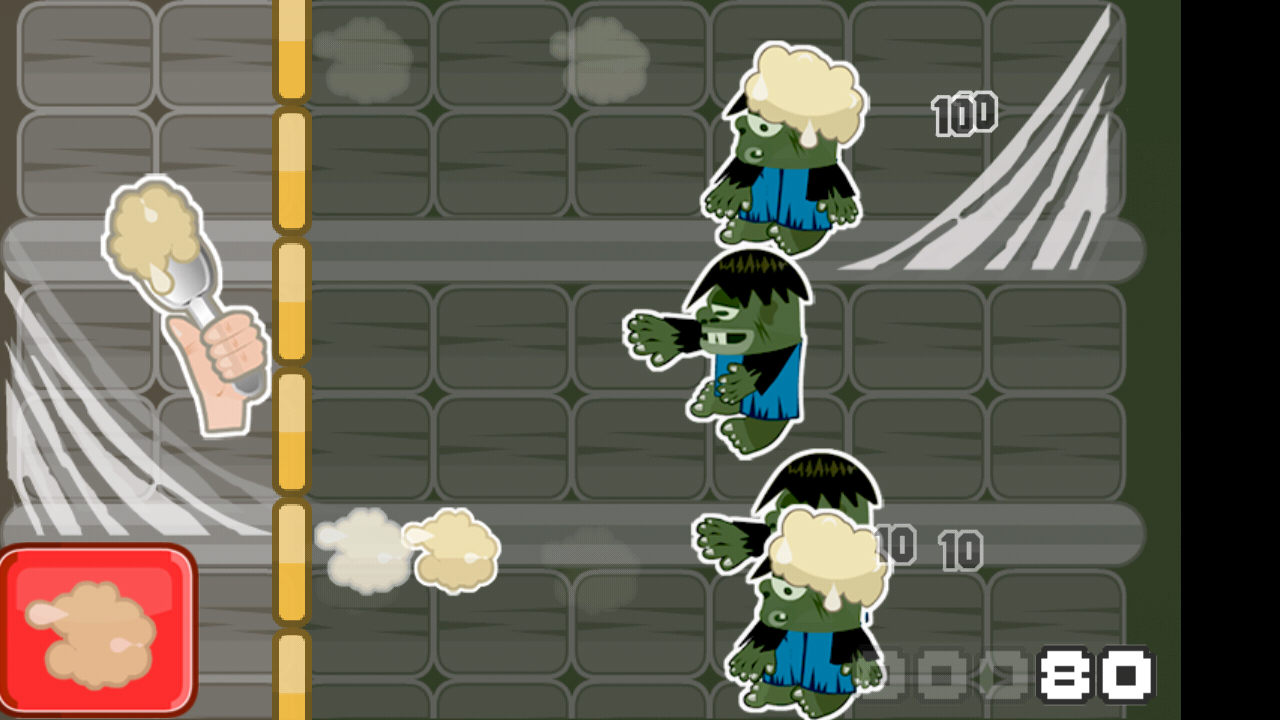 Zombie Mashed Potatoes- screenshot