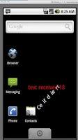 Screenshot of Text Melee
