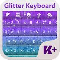 Glitter Keyboard Theme 2.0 icon