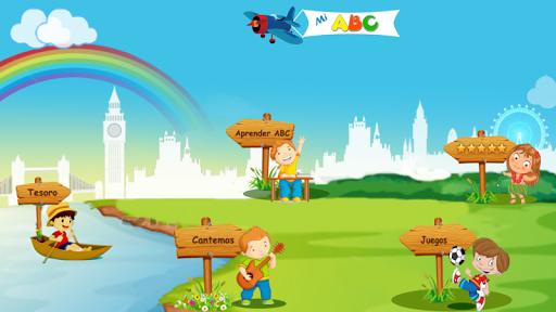 Kids Learn Spanish ABC