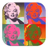 Warhol Photo Effect