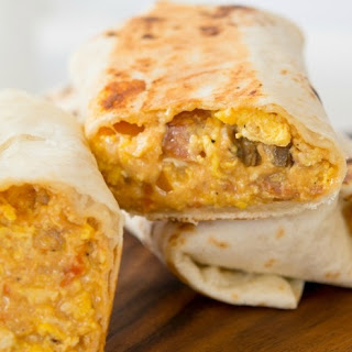 Classic Breakfast Burritos
