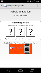 Diabetes Diary- screenshot thumbnail