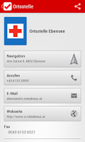 Screenshot of Dienstplan RK OÖ FREE