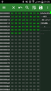 Hex Editor - screenshot thumbnail
