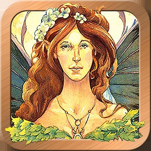 Victorian Fairy Tarot 娛樂 App LOGO-硬是要APP