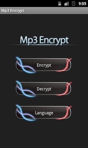Mp3 Encrypt