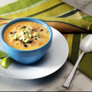 Creamy Ranch Broccoli Soup.