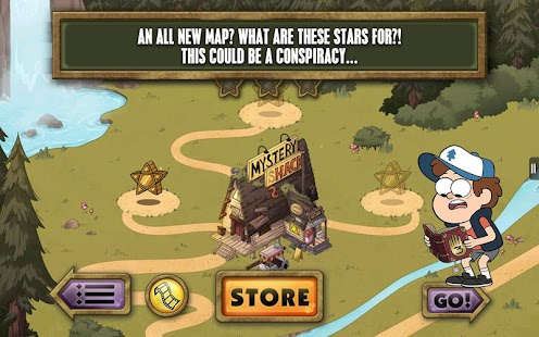 Gravity Falls Attack FREE - screenshot thumbnail