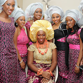 Nigerian Wedding Events Asoebi