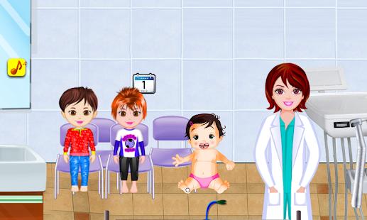 嬰兒牙醫 角色扮演 App-癮科技App