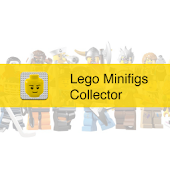 Minifigs Collector for LEGO®