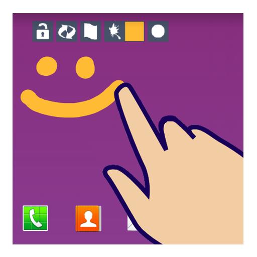 手指畫的動態壁紙 個人化 App LOGO-硬是要APP