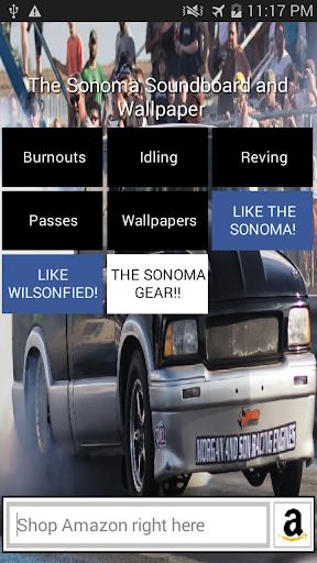 The Sonoma Sounds Wallpaper