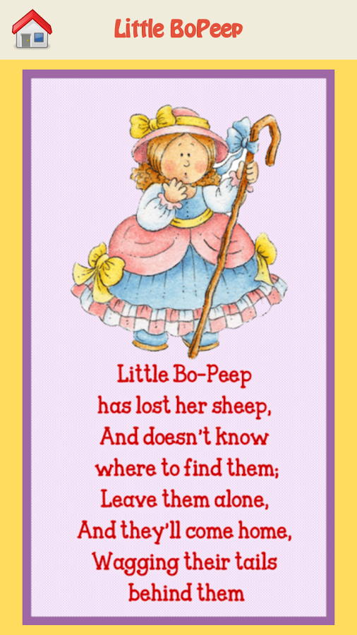 Nursery Rhymes Android Apps On Google Play