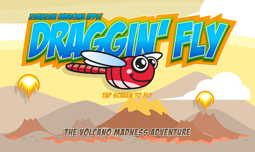 【免費冒險App】Draggin' Fly Adventures!-APP點子