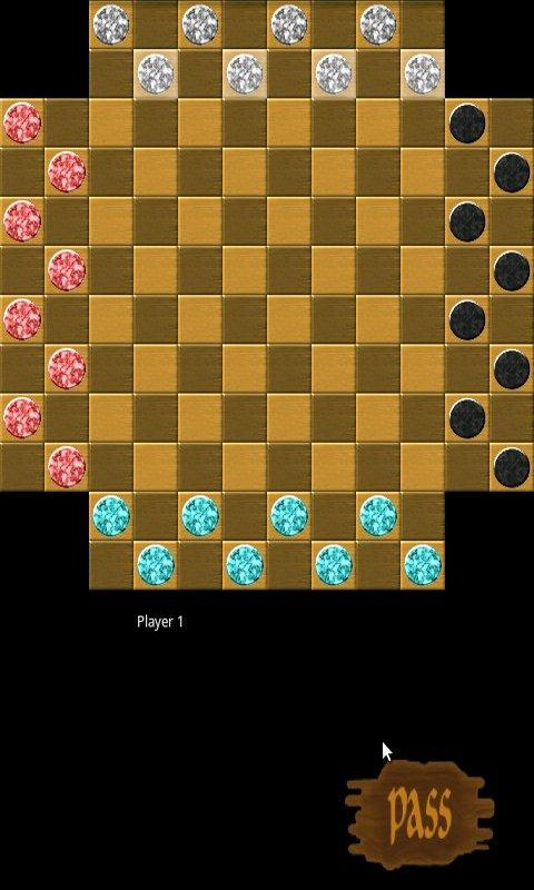Checkers for 4 FREE - screenshot