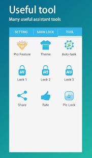 HI AppLock (BlackGrid Theme) 商業 App-癮科技App