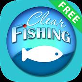 釣りカレンダー Clear Fishing