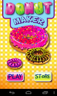 Donut Maker - screenshot thumbnail
