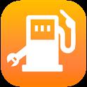 My Car Fuel Tracker icon