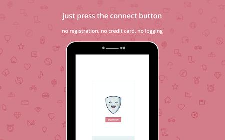 Unlimited Free VPN - betternet 2.5.9 screenshot 49724
