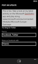 QuizToWin Screenshot 5