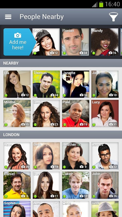Blendr - Chat, Flirt & Meet - screenshot