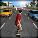 Street Skater 3D mobile app icon