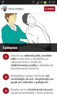 Prvá pomoc- screenshot thumbnail