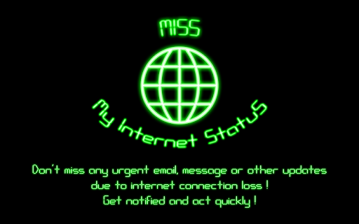 MISS - My Internet Status