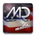 Military Discounters icon