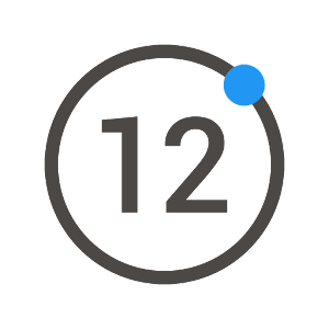 Ring Digital Weather Clock Widget