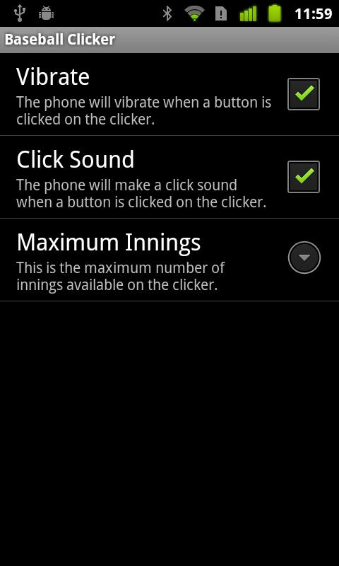 Baseball Clicker- screenshot