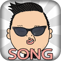 Gangnam Style Song icon
