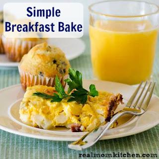 Simple Breakfast Bake