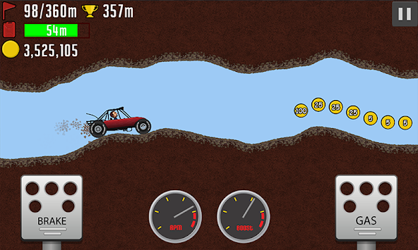 Hill Racing PvP APK screenshot thumbnail 3