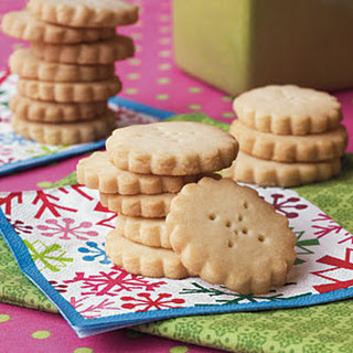 Simple Scottish Shortbread.